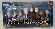The Lord Of The Rings Limited Edition Pez Brand New In Box With Candy