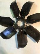 1965 1966 Ford Thunderbird 7 Blade A/c Fan Looks Nos Condition