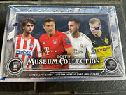 2019-20 Topps Uefa Soccer Museum Collection Hobby Sealed Box Haaland Rc