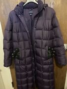 Sharp Maxi Size 1x Coat With Hood For The Next 20 Years Of Winters By Lands End