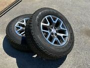 4 New Oem Takeoff 2015 - 2021 Gmc Canyon 17 Tires And Wheels 23245011 6x120