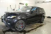 2017 18 Land Range Rover Sport Automatic Transmission Assembly At Gas 3.0l 60k