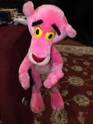 1992 Pink Panther 24k Special Effects 26 Stuffed Animal Vintage Plush Poseable
