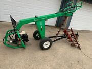 2017 Little Beaver Hydtb11h Hydraulic Tow Behind Auger
