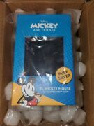 Chibi Coin Collection Disney Series Andndash Mickey Mouse 1oz Silver Coin In Hand