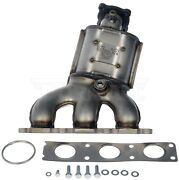 Exhaust Manifold With Integrated Catalytic Converter Left Fits 07-10 Xc90 3.2l