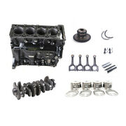 Engine Block Assembly And Con Rods And Crankshaft Kit For Audi A4 Quattro Q3 Q5