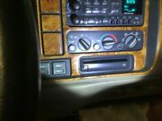 Temperature Control 96 97 98 99 00 Tahoe W/ac Dash Mounted W/rear Defroster