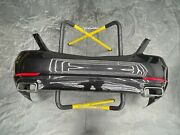 Oem Mercedes-benz W222 S550 Rear Bumper Cover Used