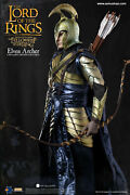 Asmus Toys 16 Lord Of The Rings Elven Archer 12''soldier Action Figure Lotr027a