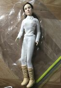 Star Wars Padme Amidala Attack Of The Clones 2002 12 Action Figure Vintage