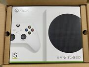 Microsoft Xbox Series S Console 💥brand New Sealed💥⚡️ships Now Fedex 2-day ⚡️
