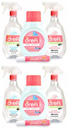 2x Dreftloads Of Joy Gift Pack Baby Laundry Set Detergent Stain Removers 2 Pack