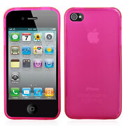 Lot Retailer Case Cover Silicone Soft Gel For Apple Iphone 4/4s/0.1oz