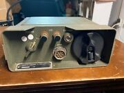 Us Army Military Radio Phone Remote Control C-433/grc Excellent Condition Vtg