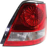 Tail Light For Toyota Matrix 05-08 Passenger Side Oe Replacement Halogen W/bulbs
