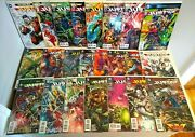 Justice League 1-50 + Forever Evil Ties/keys 1st Jessica Cruz New 52 102 Issues