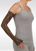 Diamond Henna Chestnut Dreamsleeve Compression Sleeve By Juzo Gauntlet Option