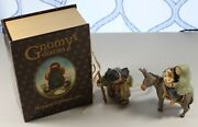 Gnomy's Diaries The Legend Of Christmas Time Vol Vii The Holy Family And Donkey
