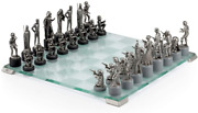 Royal Selangor Hand Finished Star Wars Collection Pewter Star Wars Classic Chess