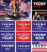 Us Trump Flag Keep America Great Donald Trump 2020 5x3ft 6x4ft Polyester Banner