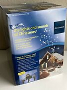 Mr Christmas Deluxe Pro-line Lights And Sounds Of Christmas 40 Carols   4 Styles