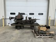 Warner Swasey Turret Lathe Number 5 With A Pallet Of Tooling.