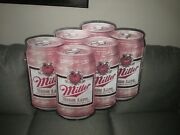 Vintage Miller High Life Beer Sign 6 Pack Cans Tin Very Rare Plz Read