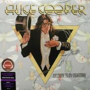 Alice Cooper Welcome To My Nightmare Purple Vinyl Lp Limited Edition