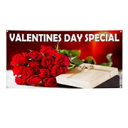 Vinyl Banner Multiple Sizes Valentines Day Special Holidays And Occasions