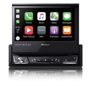 Pioneer Avh-3500nex 7 Dvd Fold-out Touchscreen Apple Carplay Android Auto -new-