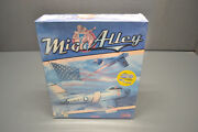 Vintage New Old Stock Sealed Big Box Mig Alley Pc Windows Game