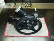 Mopar 1969-1972 Big Block 383400440 Power Steering Pump With Brackets And Pull