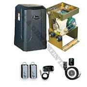 Ramset 5000 Slide Gate Openers Kit 2 Entry Automatic Commercial Gate Operators