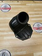 Honda Cr125r 1983 Airbox Air Box Cleaner Filter Boot Joint Tube Connecting Carb