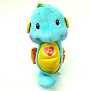 Fisher-price Soothe And Glow Seahorse Blue