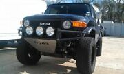 N-fab 06-14 Fit Toyota Fj Cruiser Full Replacement R.s.p. Front Bumper