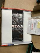 Boss Audio Systems Riot R1100m Single Channel Car Amplifier - Black - Never Used
