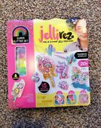 Jelli Rez Sweets Jewelry Pack Quick And Easy Diy Craft Activity Kit 20+ Designs