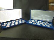 Complete 32 1 Oz American Silver Eagle 1 Us Coin Colorized Nfl Licensed