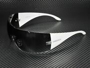 Versace Ve2054 10008g Silver Gray Gradient 41 Mm Womenand039s Sunglasses