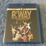 Broadway The American Musical Blu-ray Disc, 2012, Widescreen Brand New Sealed