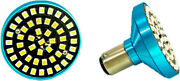 Cyron Lighting White/amber 1157 2 Torch Hd Turn Signal Led Inserts Act1157aaw