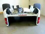 Gmc / Chevy Dually Pickup 8' Truck Box, Tail Gate And Bumper 2007-2014 Used