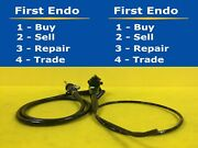 Olympus Gif-xp20 Gastroscope Endoscope Endoscopy 1728-s27_for Parts Or Repair