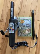 Bass Pro Shops The Strike Game With Fishing Rod For Xbox 360 Tested