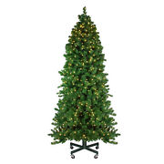 Northlight 7.5and039 Led Slim Olympia Pine Artificial Christmas Tree White Lights