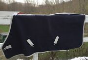 Thick And Soft Wool Horse Cooler Stable Blanket- Washable Horse Pony Mini Sizes