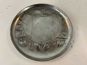 Antique Archibald Knox Liberty And Co. Tudric Pewter Dish 0231
