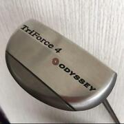 Used Odyssey Tri Force4 Super Collection Unreleased Model Putter 34 Inch